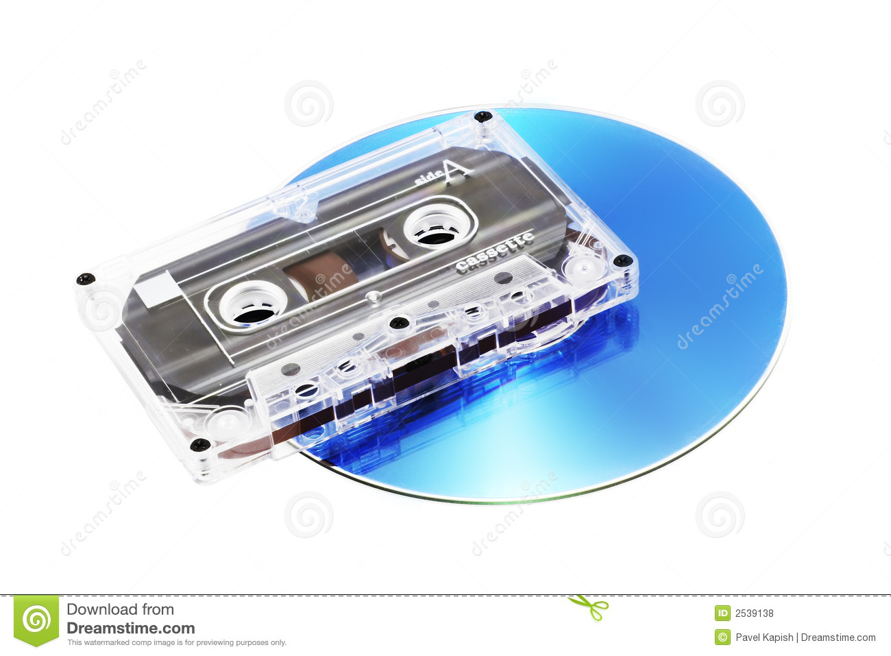 cassettes tapes vs compact discs No cassette deck could keep full bandwidth to 15–20khz at 0db recording levels  luckily very little high frequency content is at any level over -20db or so, so it.