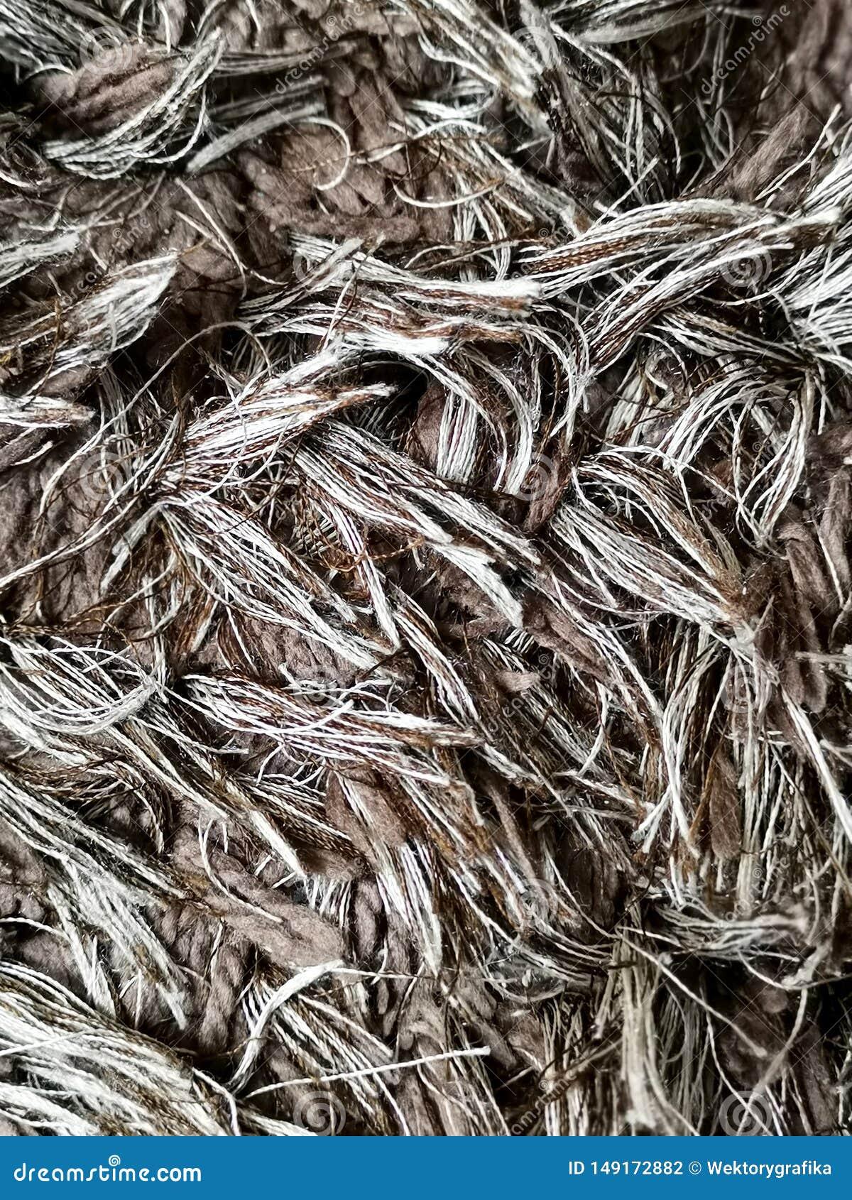 Tapete com cabelo longo foto completa do fundo do quadro da textura