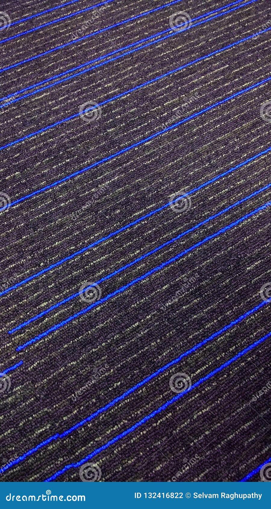 Tapete textured bonito com linhas azuis