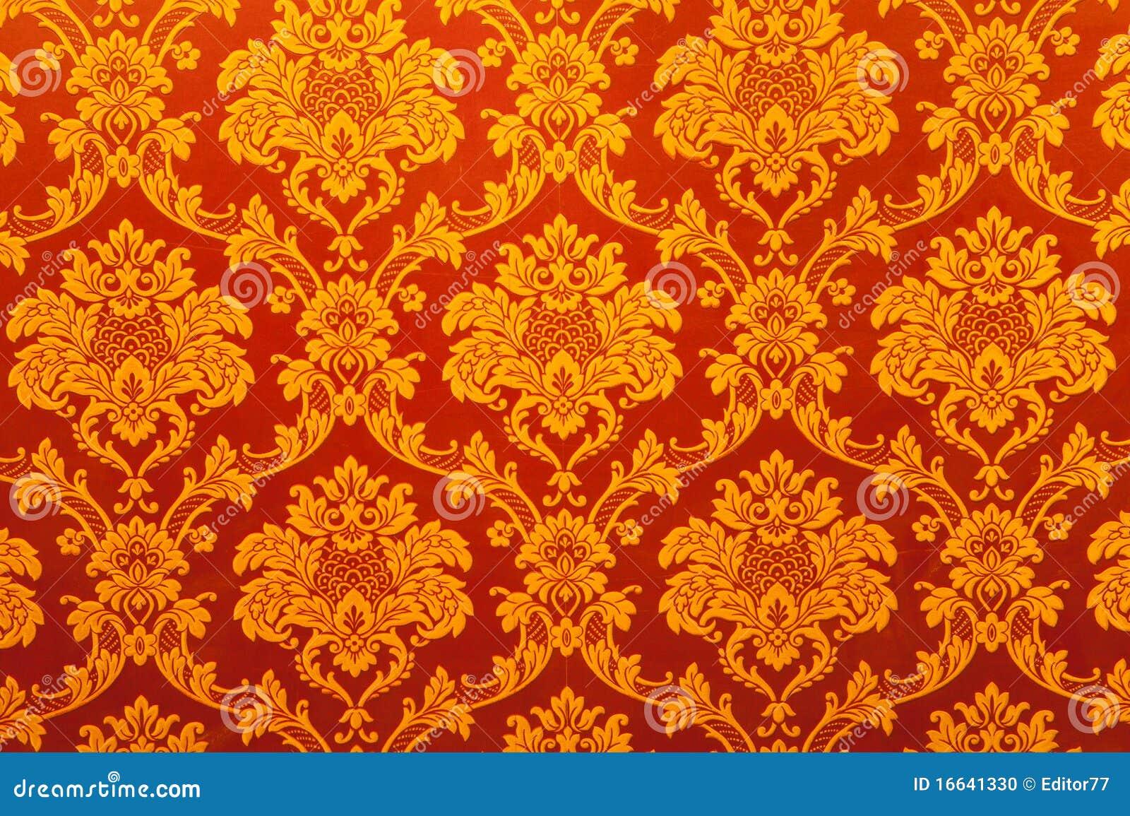 Tapeten Dekoration Stockfoto Bild 16641330