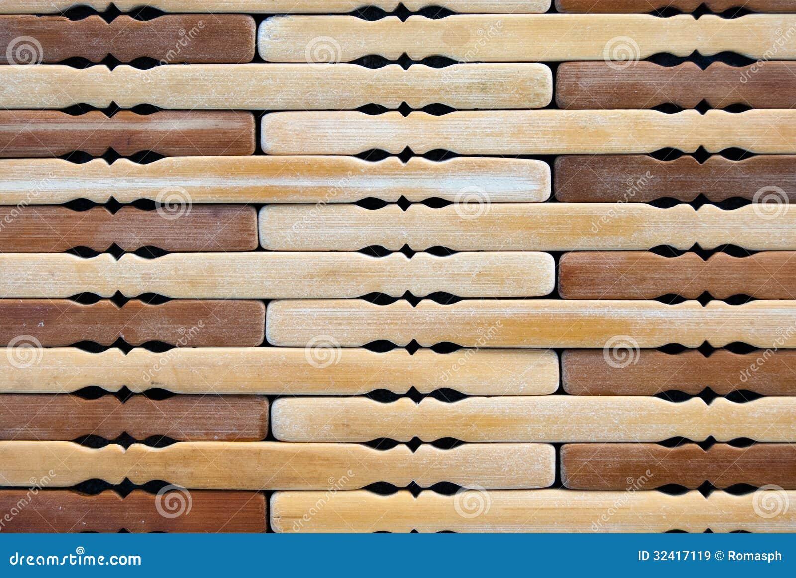tapis en bois macro images libres de droits image 32417119. Black Bedroom Furniture Sets. Home Design Ideas