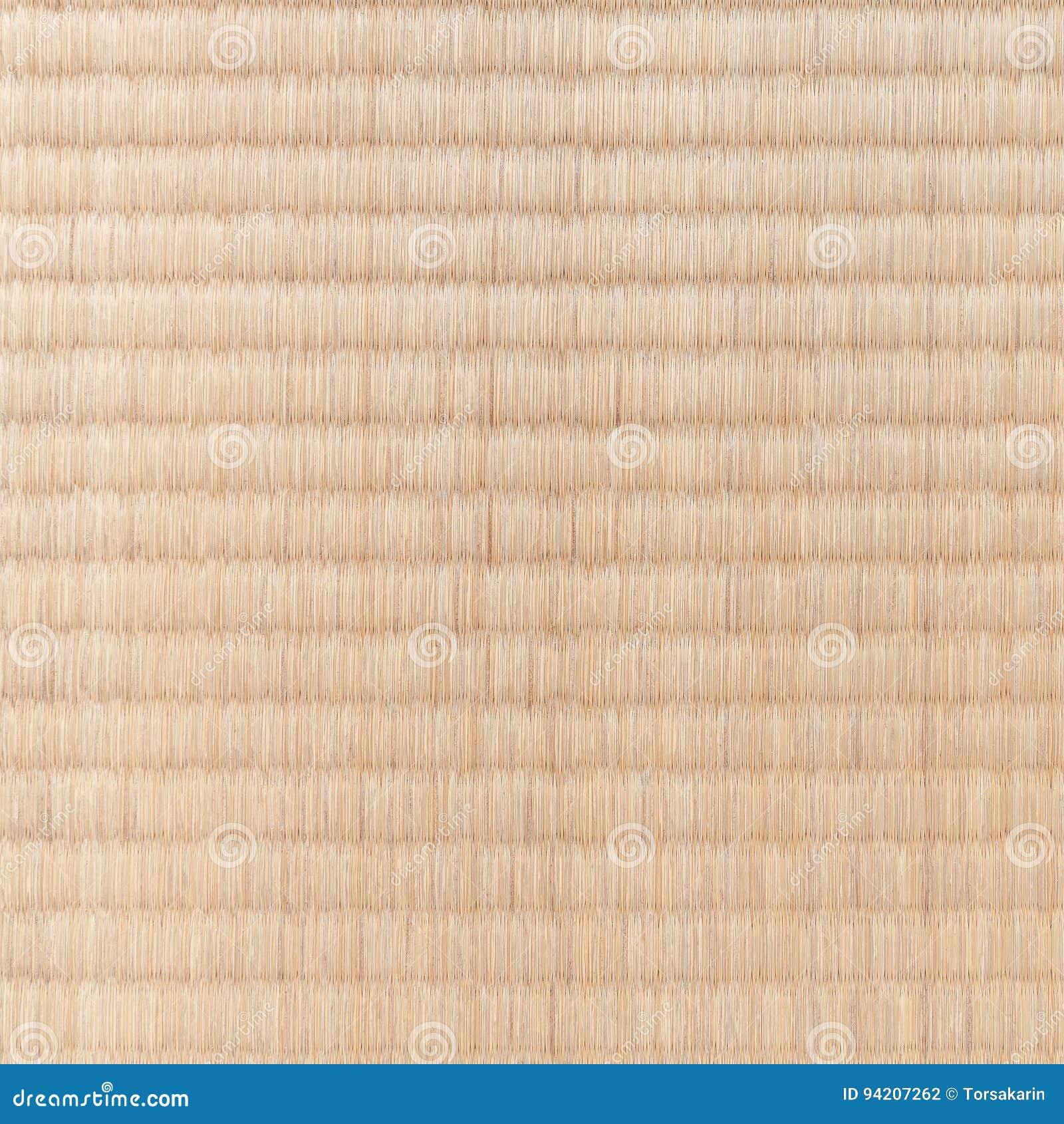 Tapis Japonais De Plancher De Tatami Photo Stock Image Du Japan