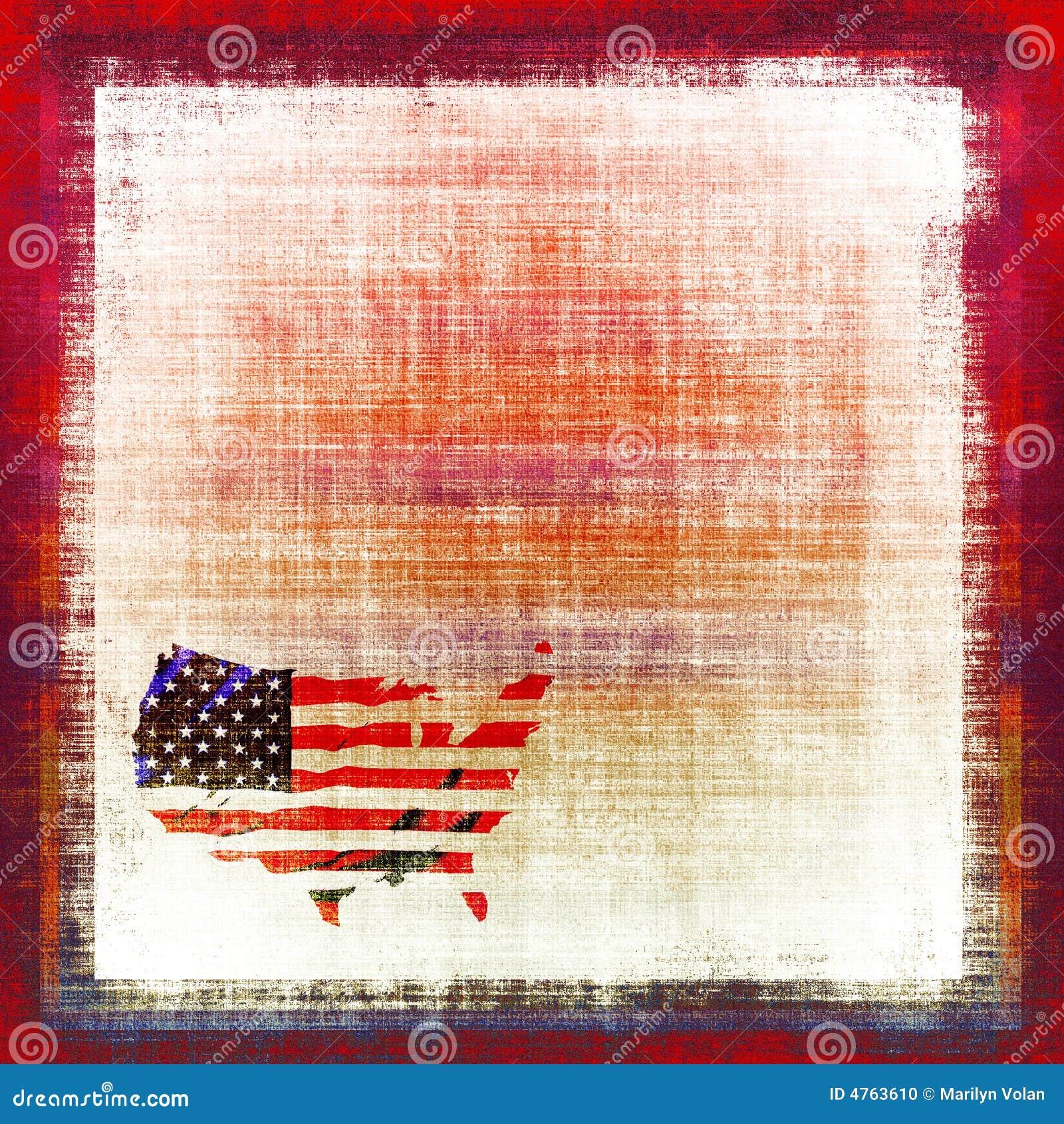 Tapisserie d indicateur américain