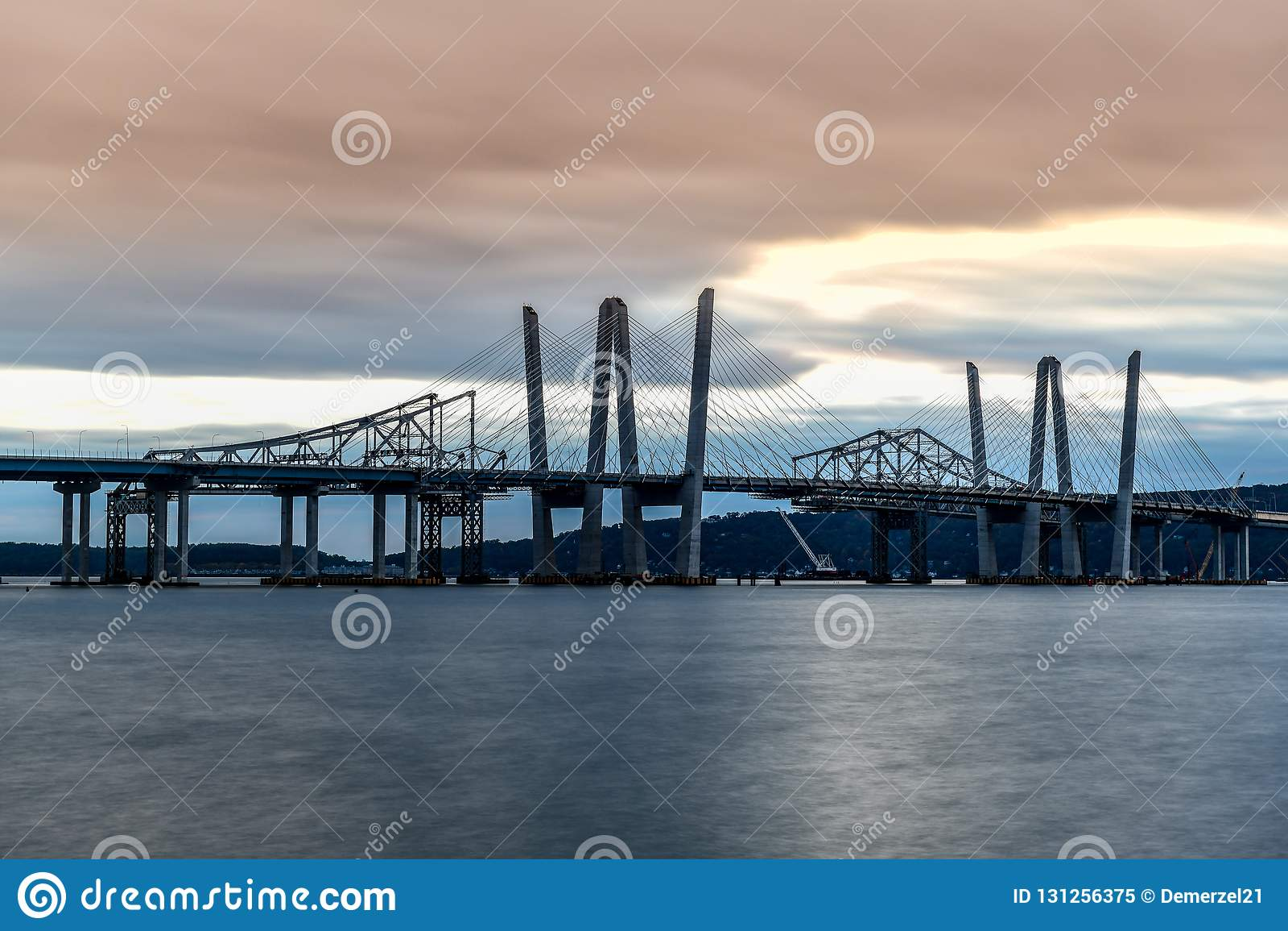 Tappan Zee桥梁-纽约