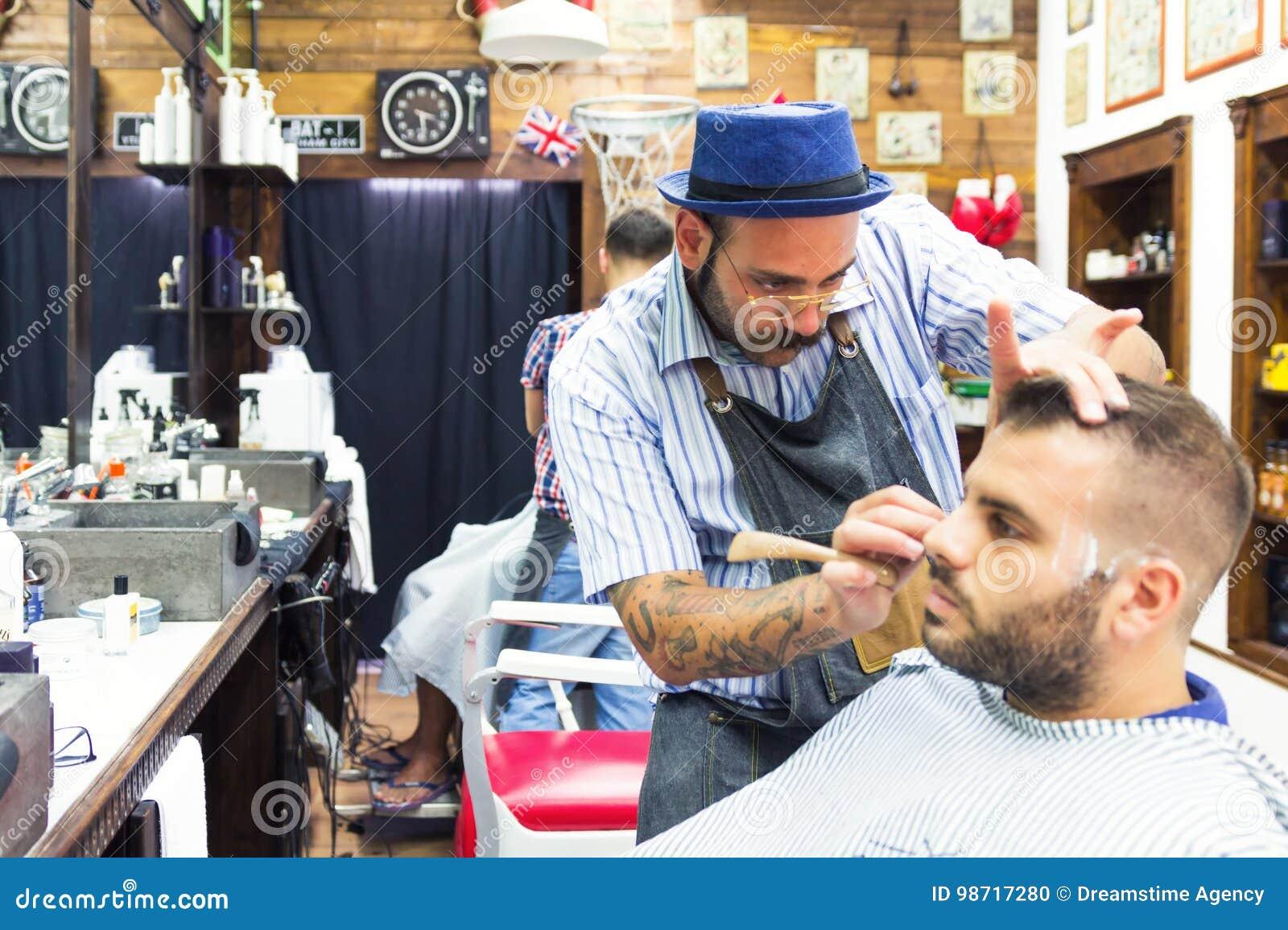 Tappning Barber Shop