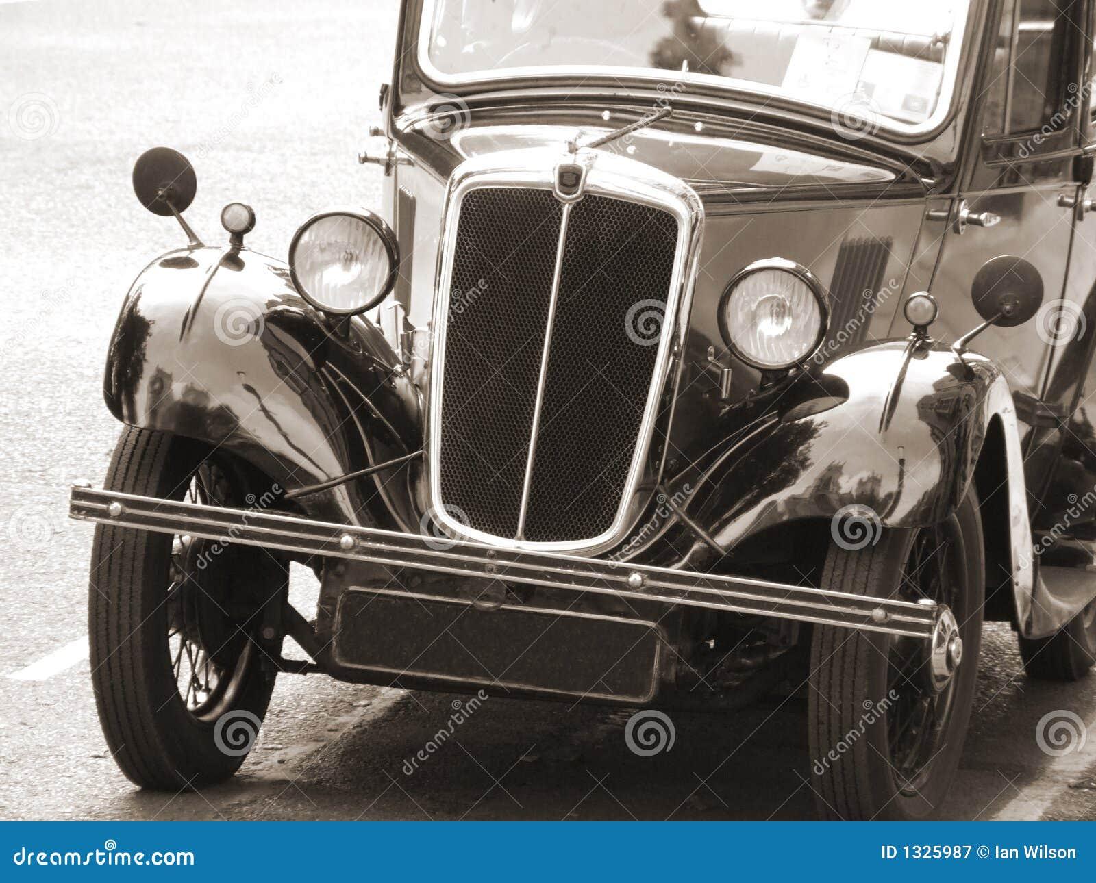 Tappning för bilsepiasignal