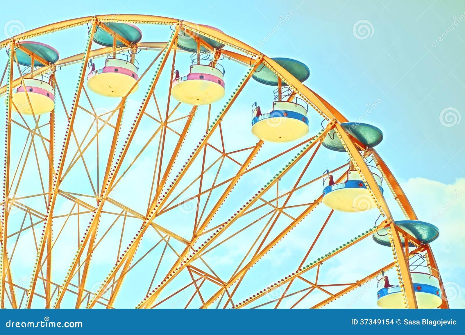 Tappning Ferris Wheel