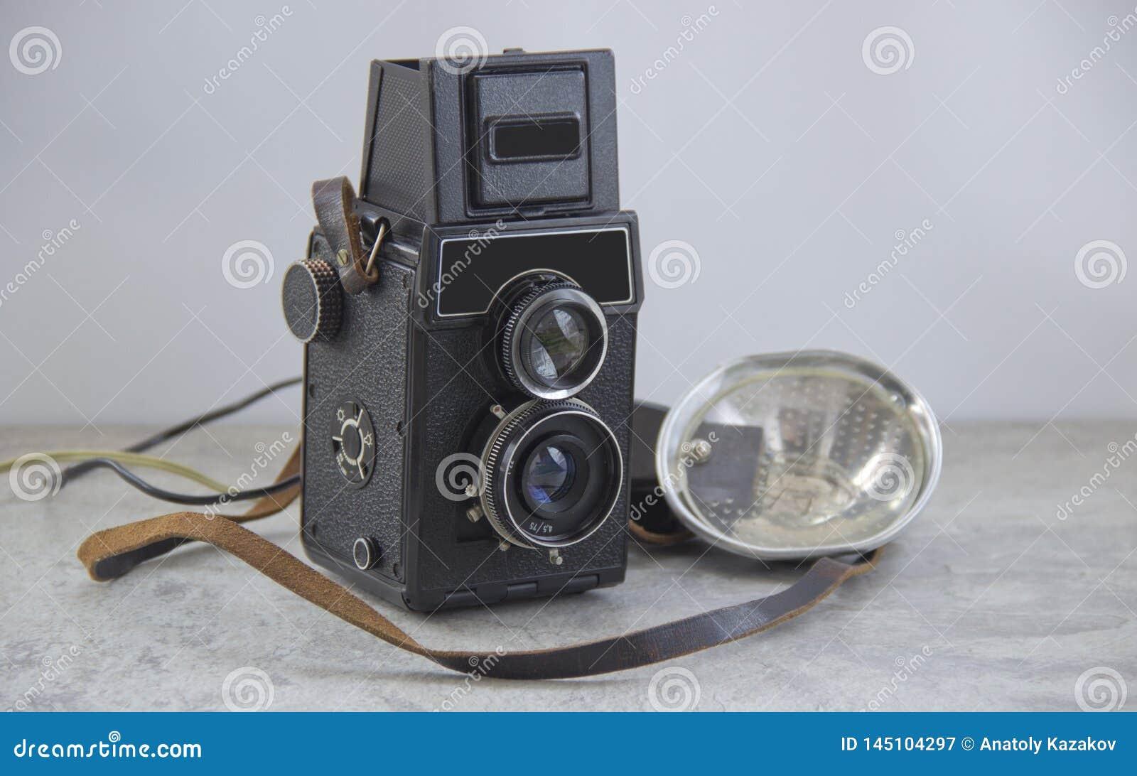 Tappningkamera och exponering