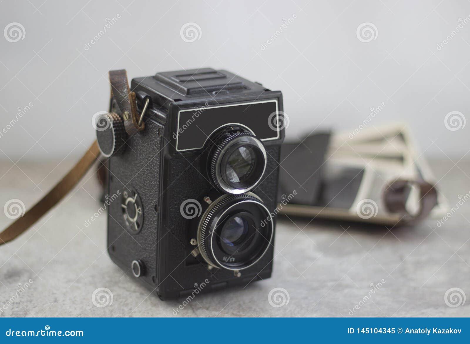 Tappningkamera på tabellen
