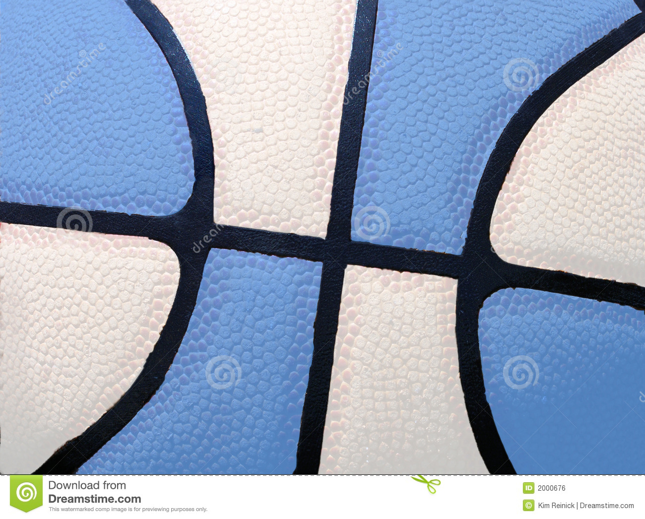 Tar Heel Blue Royalty Free Stock Image - Image: 2000676