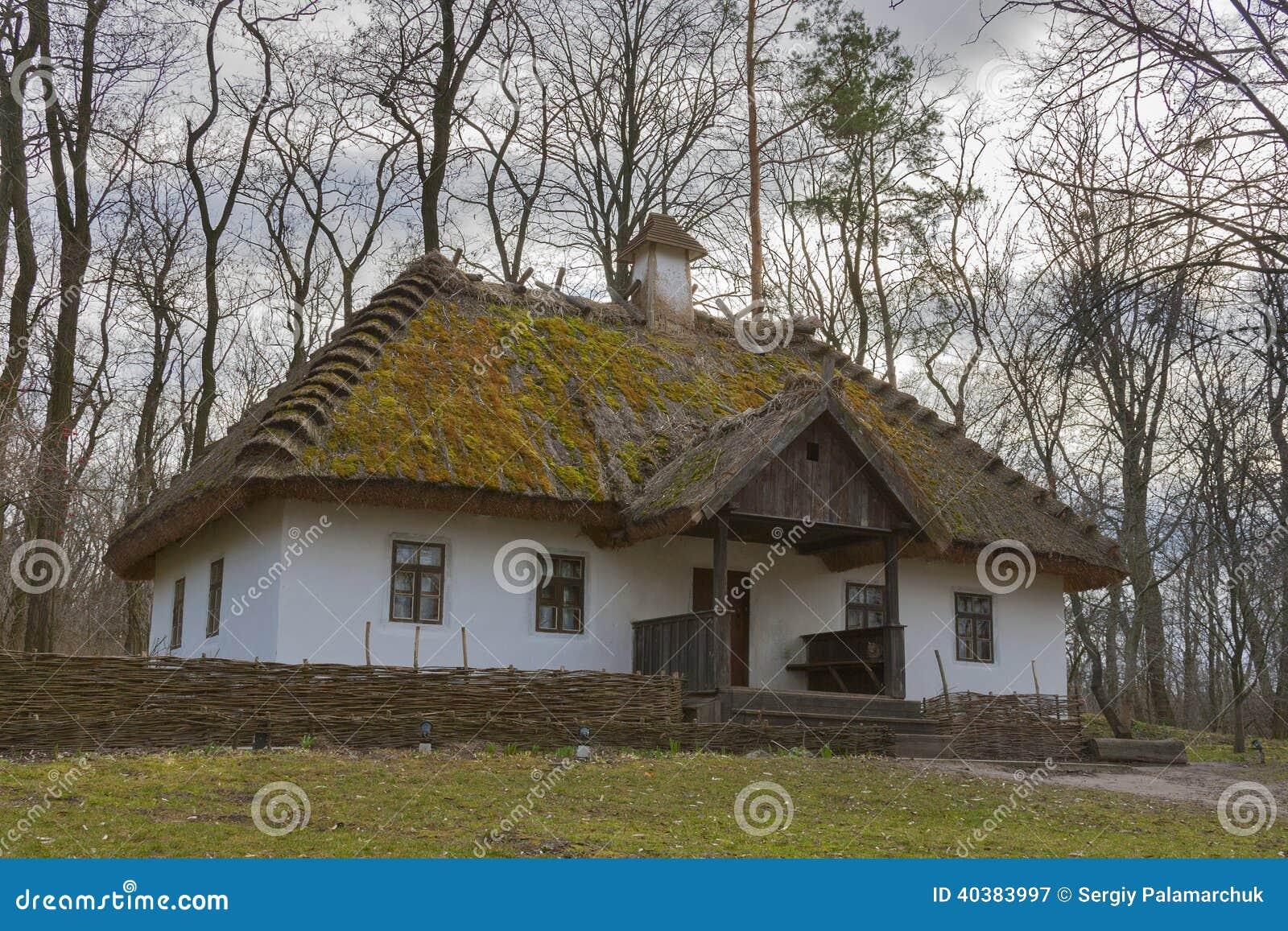Taras Shevchenko chamber in Kaniv, Ukraine