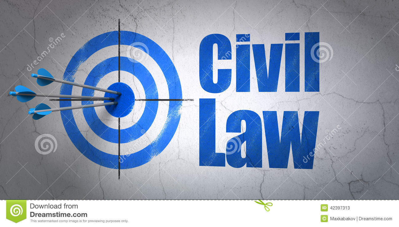 natural law vs civil law Rights vs laws t he  t he declaration of independence declares that each man has natural rights that emanate from god  man's laws are known as civil law,.