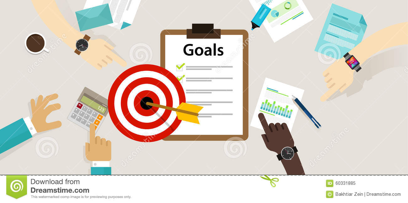 target goals vector icon success business strategy concept team target goals vector icon success business strategy concept team work