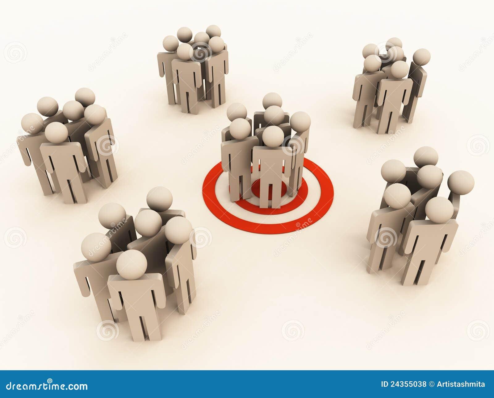 niche target group