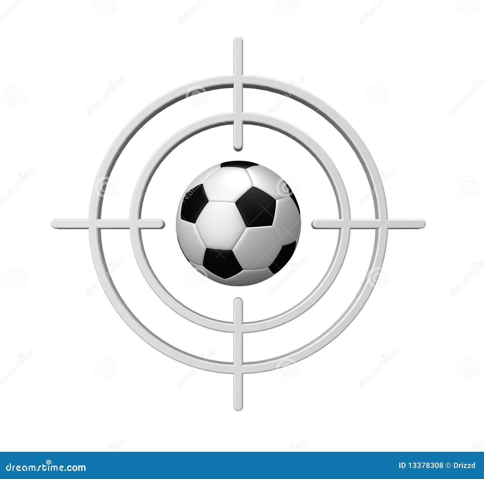 Target soccer stock illustration. Illustration of team - 13378308 5b87e8e49d27