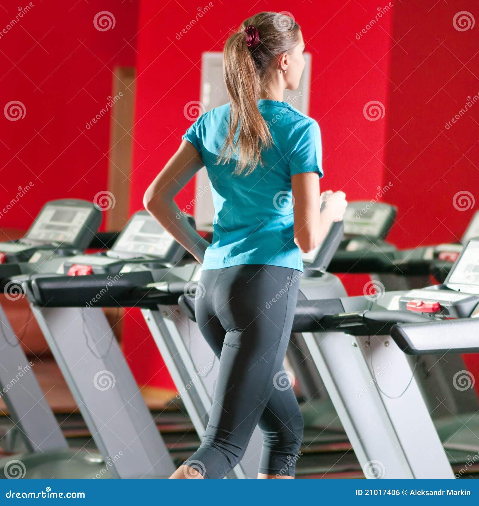 Target0_0_ maszynowego gym bieg