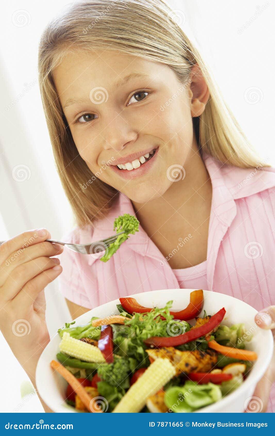Target2843_1_ świeżych dziewczyny sałatki potomstwa