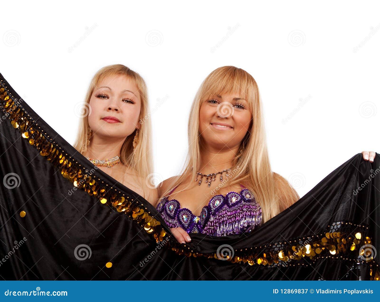 Target846_0_ uśmiechający się dwa kobiety