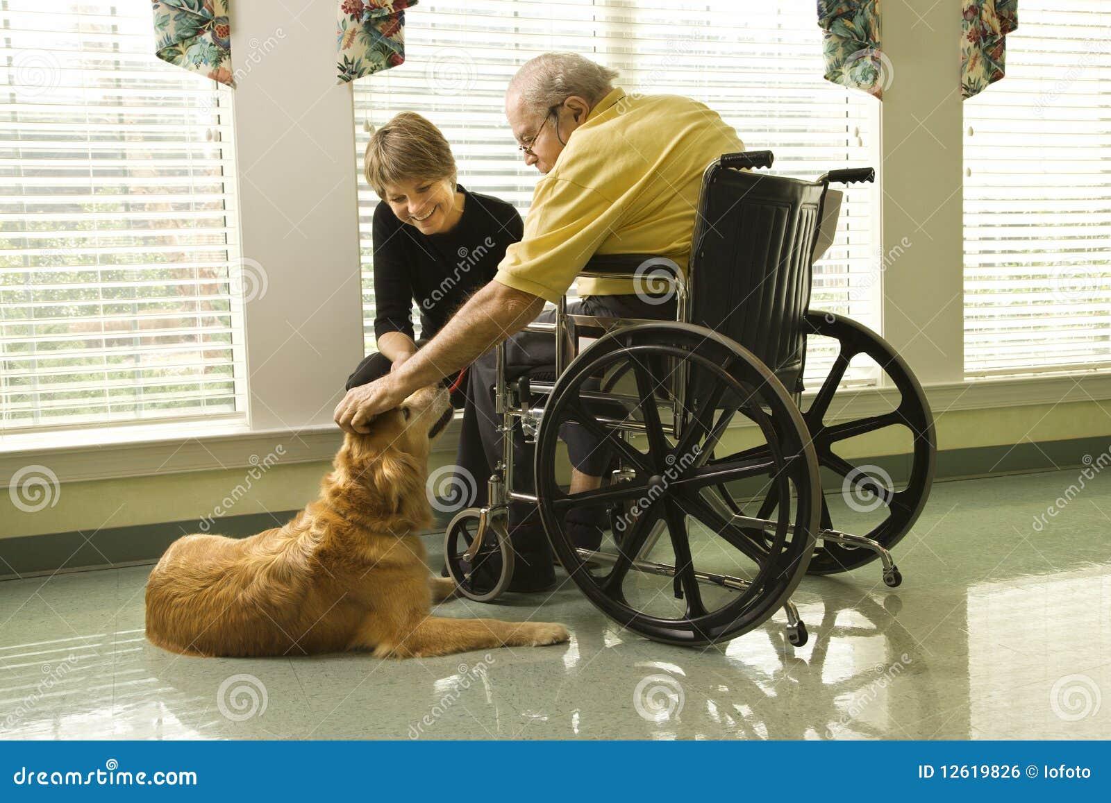 Target906_0_ kobiety starsza osoba psi mężczyzna