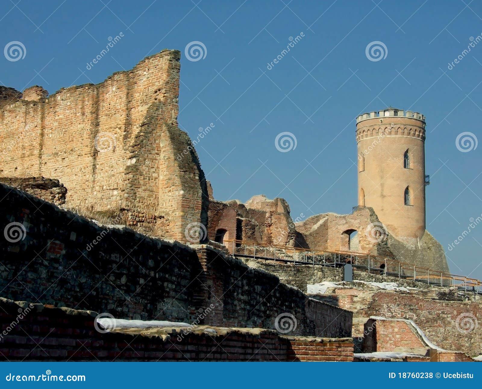 Targoviste Fortress Royalty Free Stock Photos - Image ...