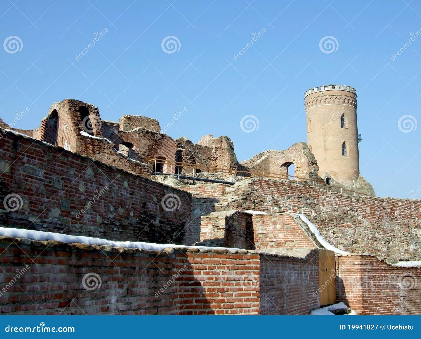 Targoviste Fortress Royalty Free Stock Photography - Image ...