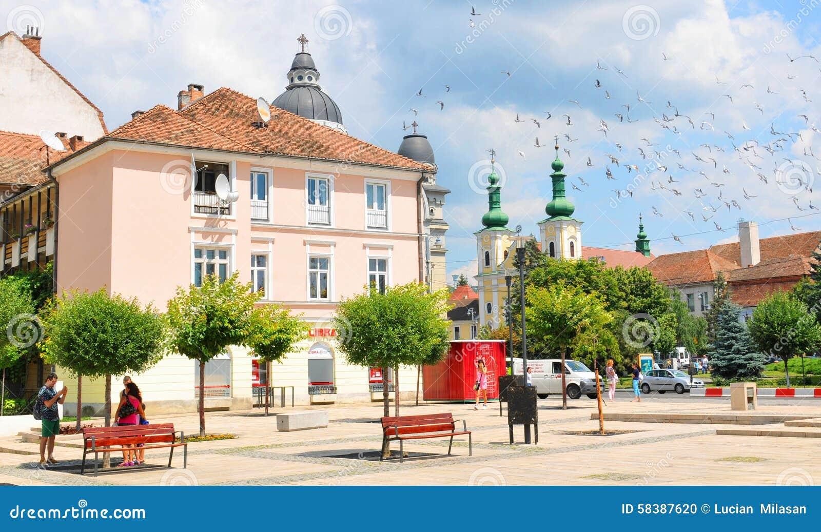 Targu Mures,罗马尼亚