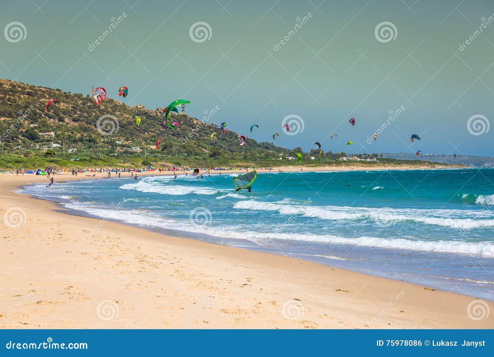playas espana mayo