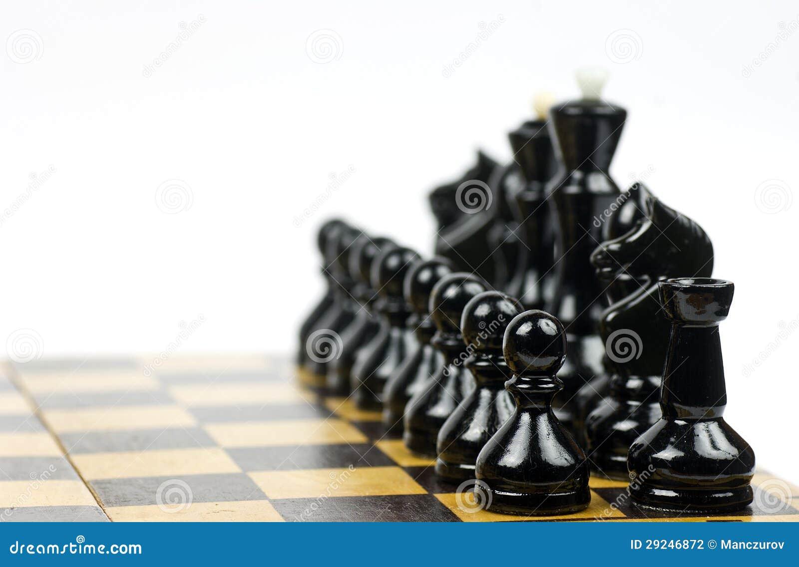 Tarjeta de ajedrez