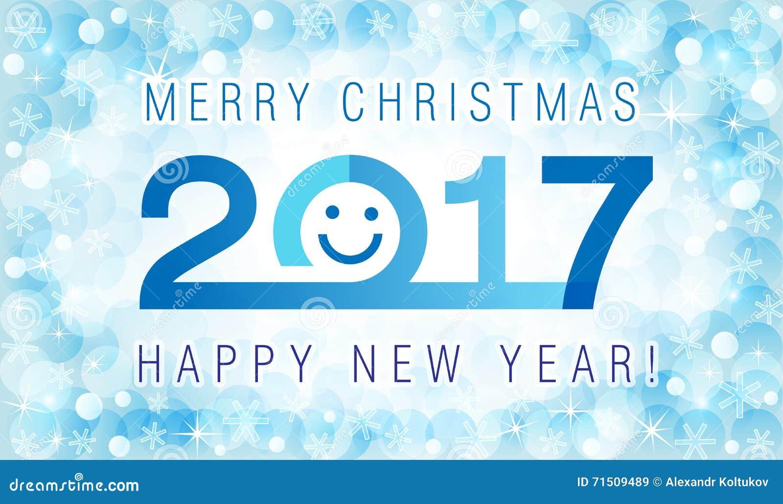 tarjeta-de-cara-sonriente-de-la-feliz-navidad-y-de-la-feliz-ao-nuevo ...