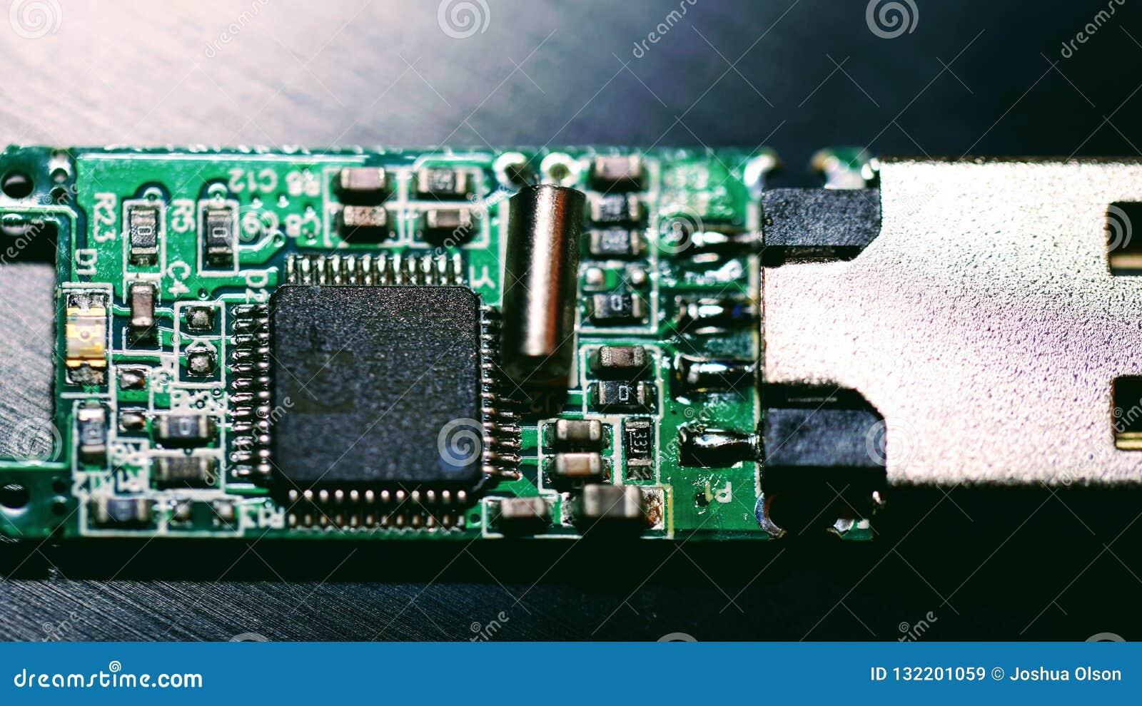 Tarjeta de circuitos genérica