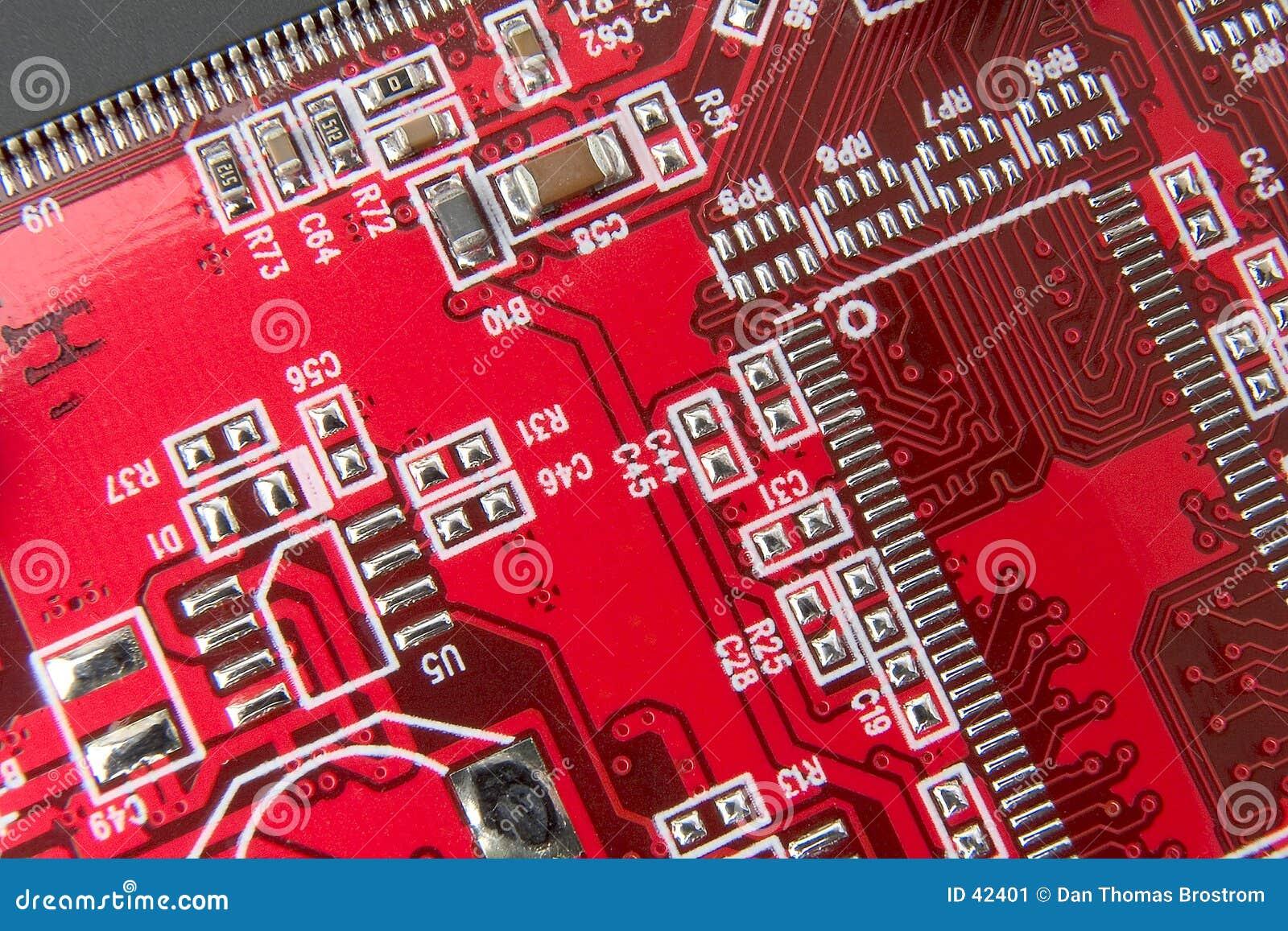 Download Tarjeta De Circuitos Impresos Imagen de archivo - Imagen de transistor, ingeniero: 42401