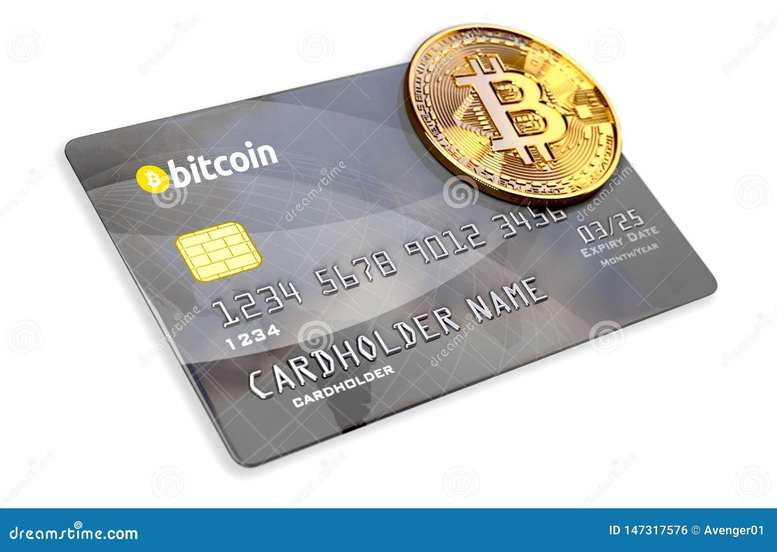credit bitcoin