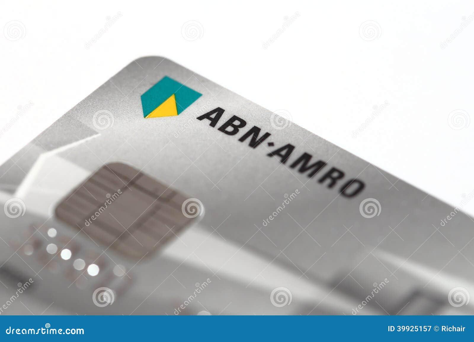 Tarjeta de crédito de ABN AMRO