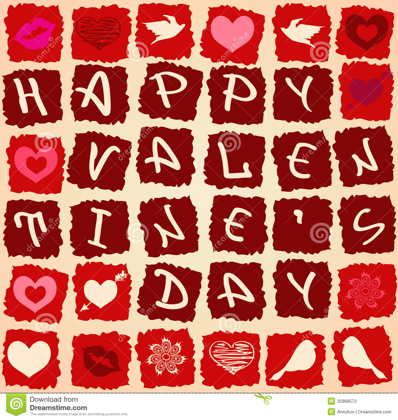 Tarjeta de felicitación de la tarjeta del día de San Valentín o modelo inconsútil
