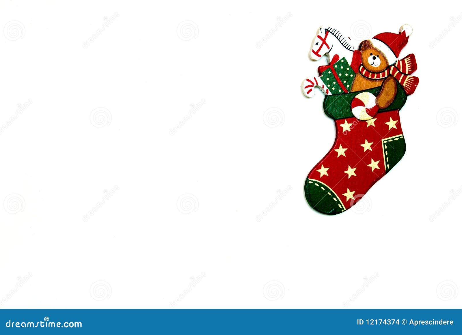 Tarjeta De Navidad Foto De Archivo Imagen De Estación 12174374