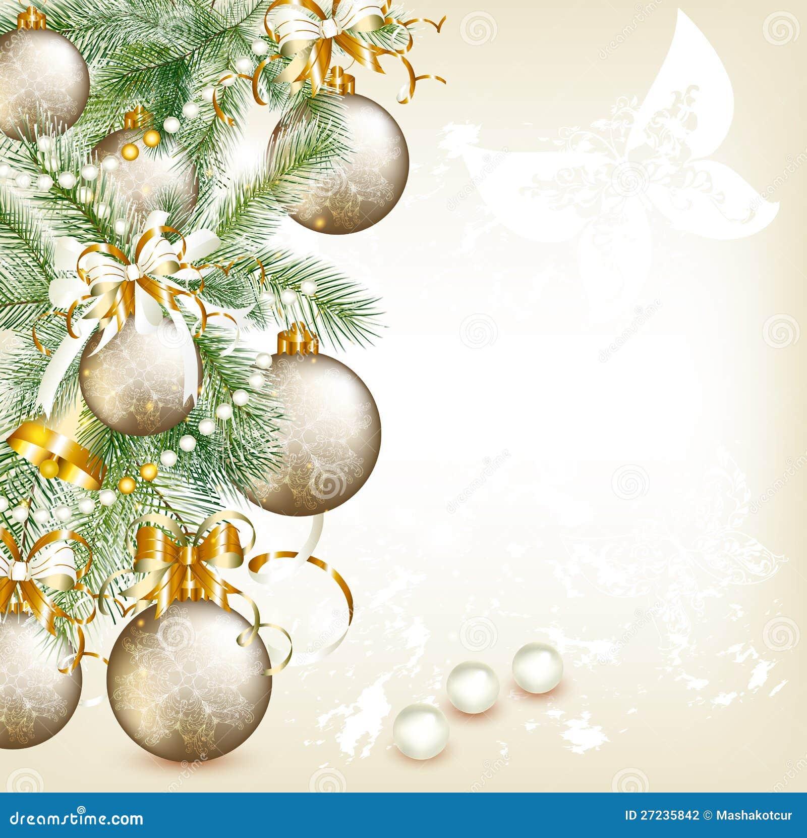 navidad piel plata tarjeta