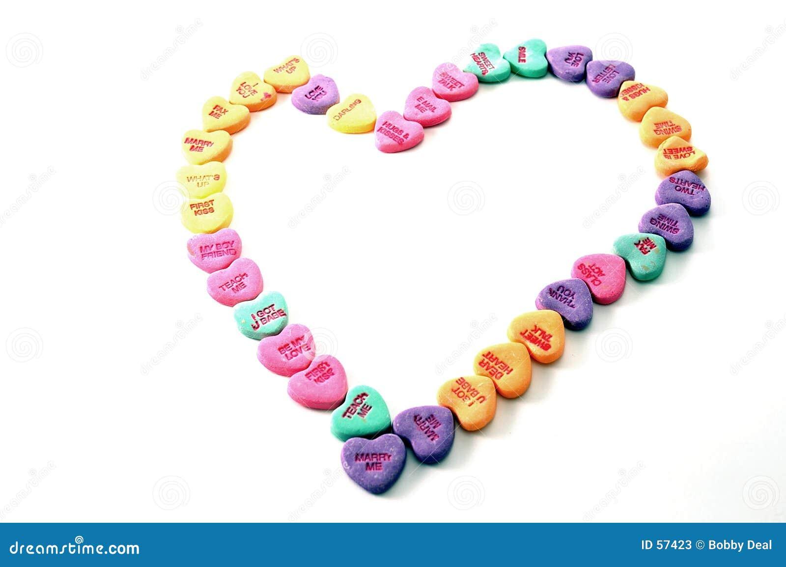 Tarjeta del día de San Valentín