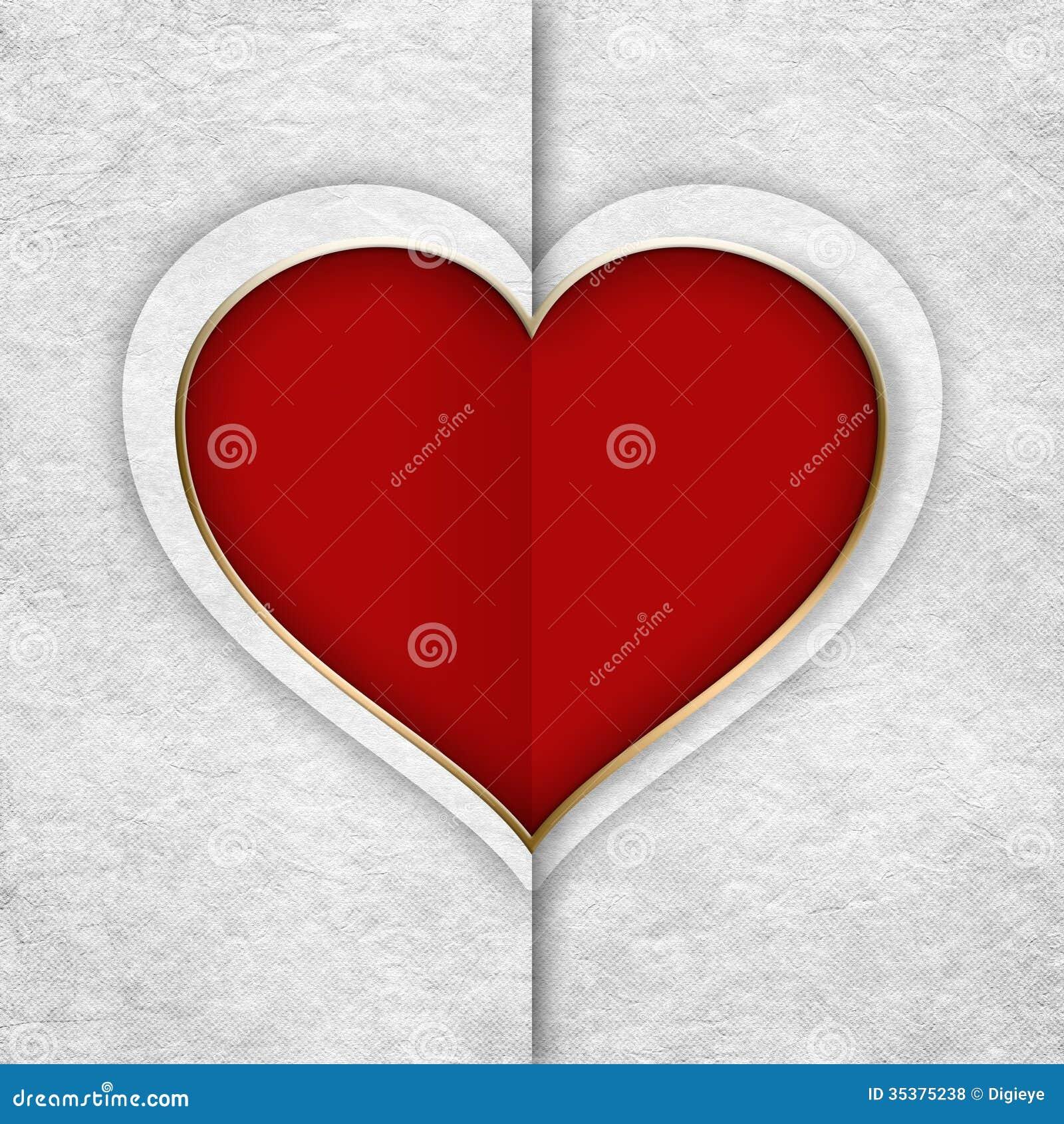 Tarjeta del día de San Valentín feliz - plantilla del fondo