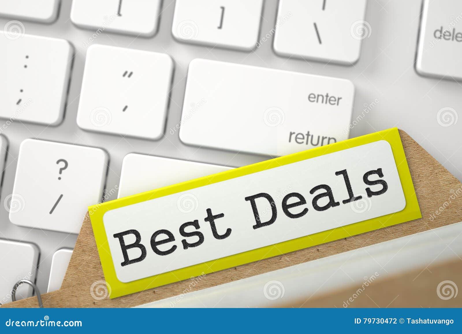 Tarjeta del fichero con los mejores tratos 3d