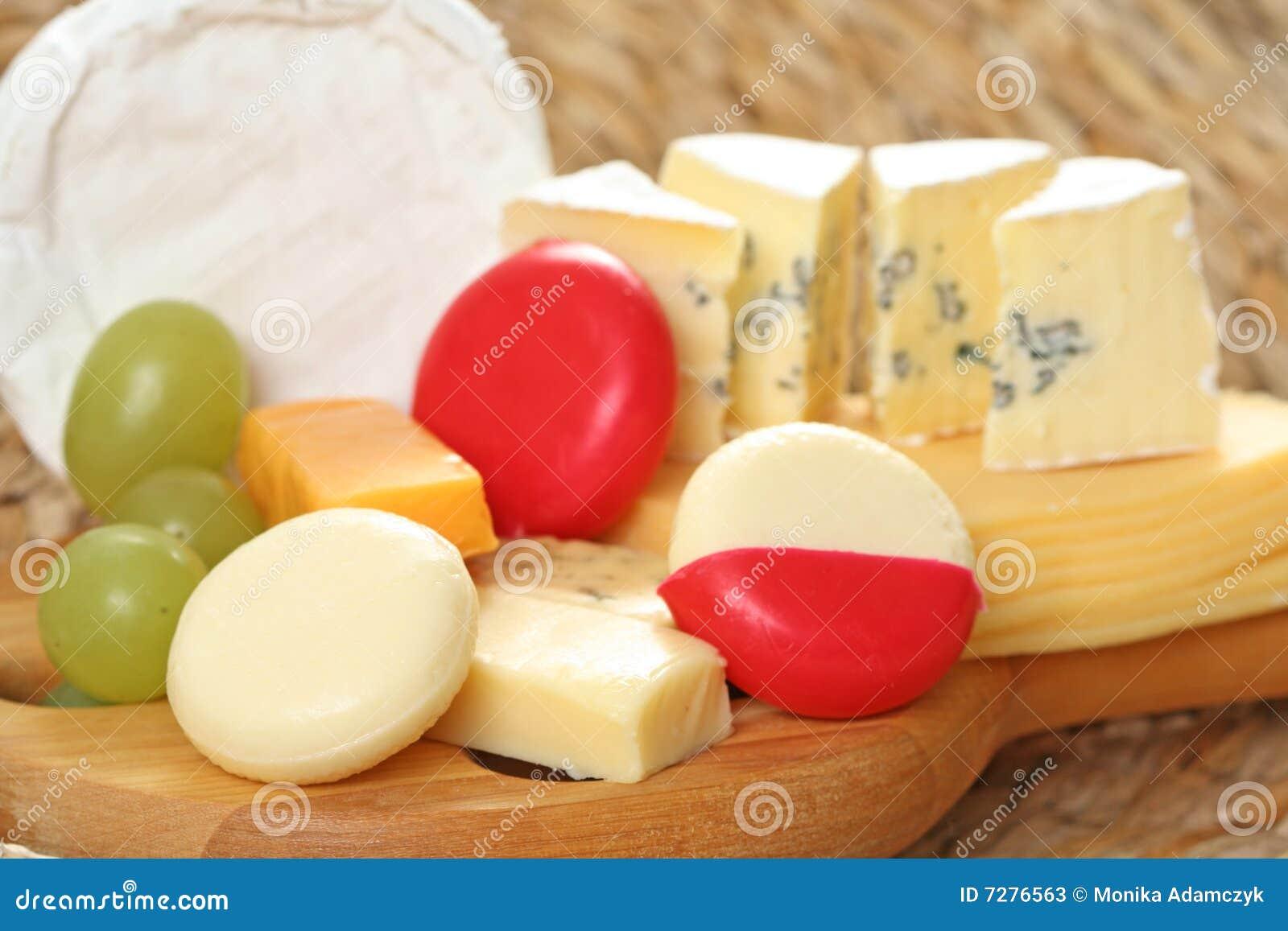Tarjeta del queso