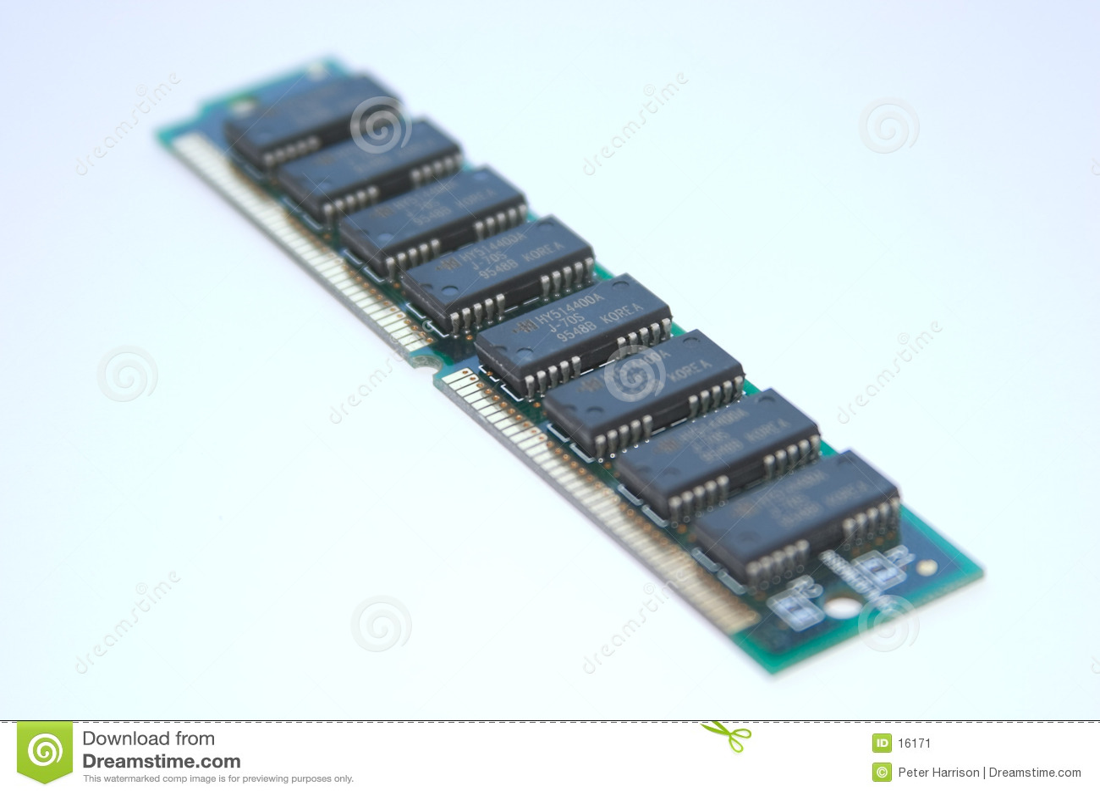 Tarjeta del RAM
