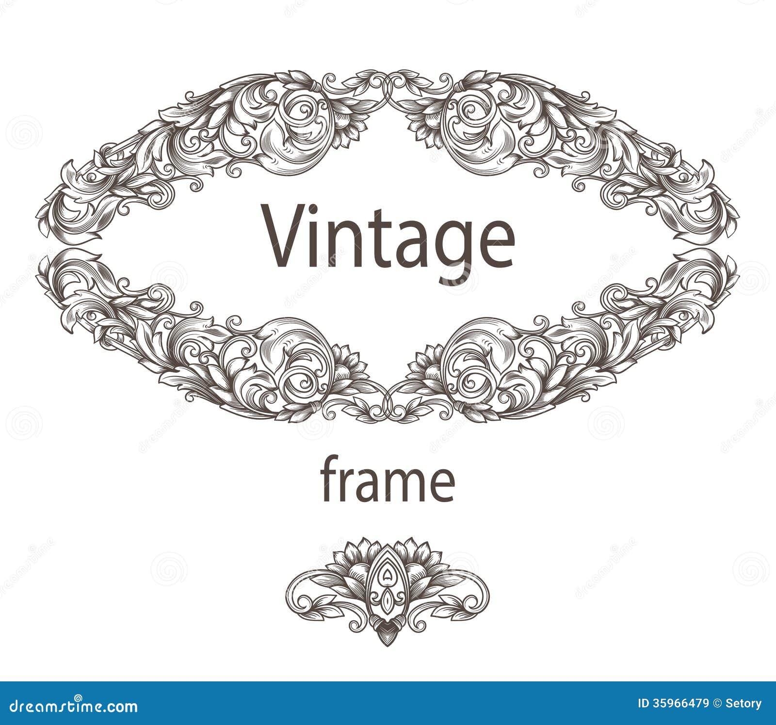 Tarjeta del vintage con los modelos
