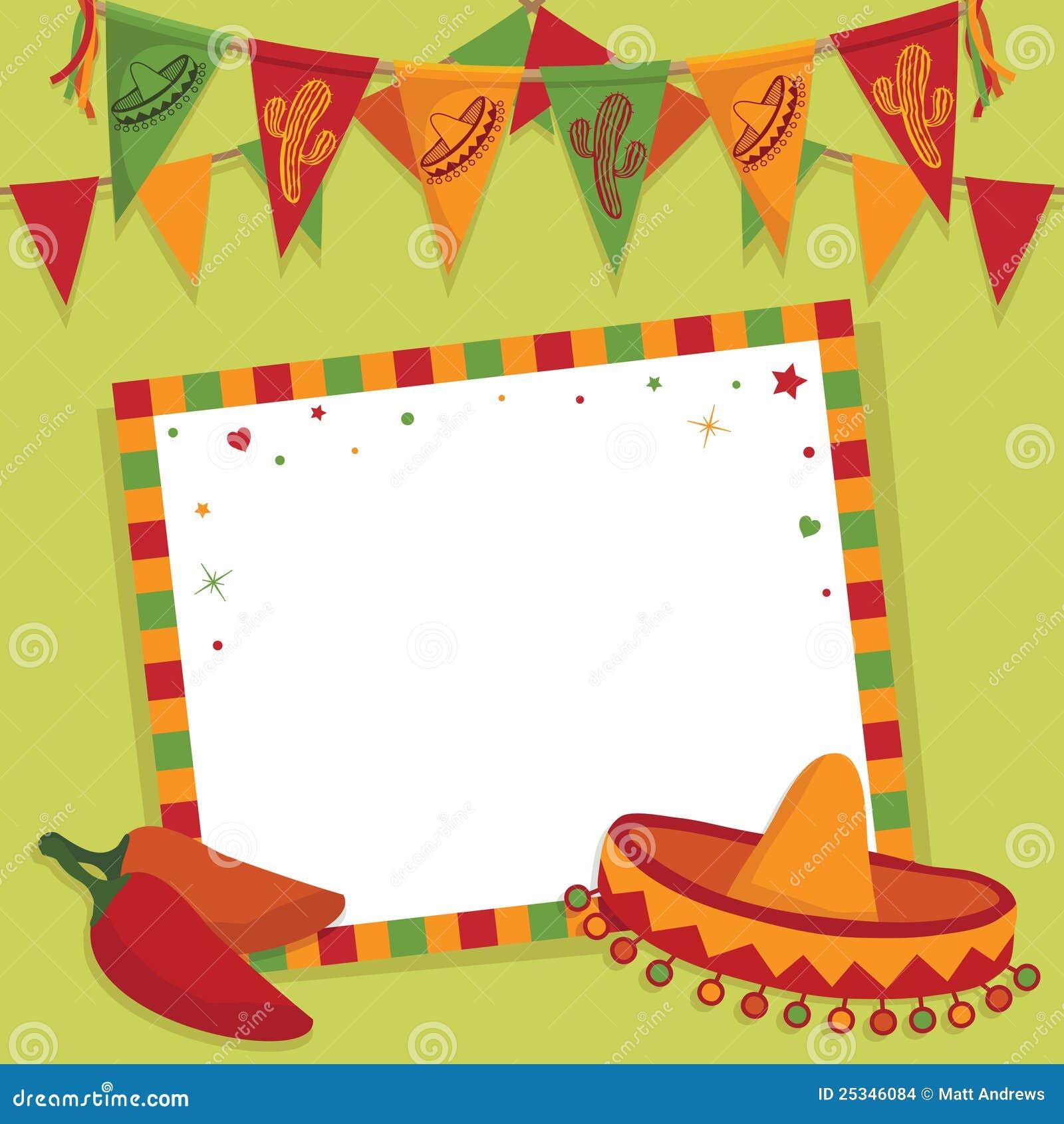 Mexican Fiesta Invitations as good invitation layout