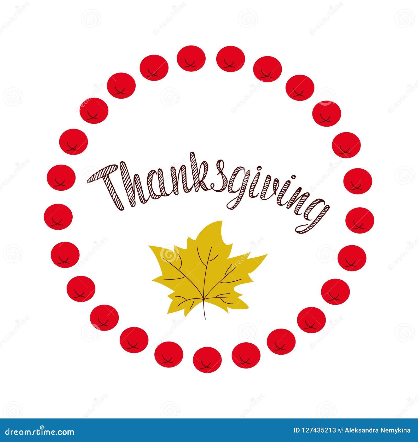 Tarjeta Para La Inspiración Tarjeta Del Día De La Acción De Gracias