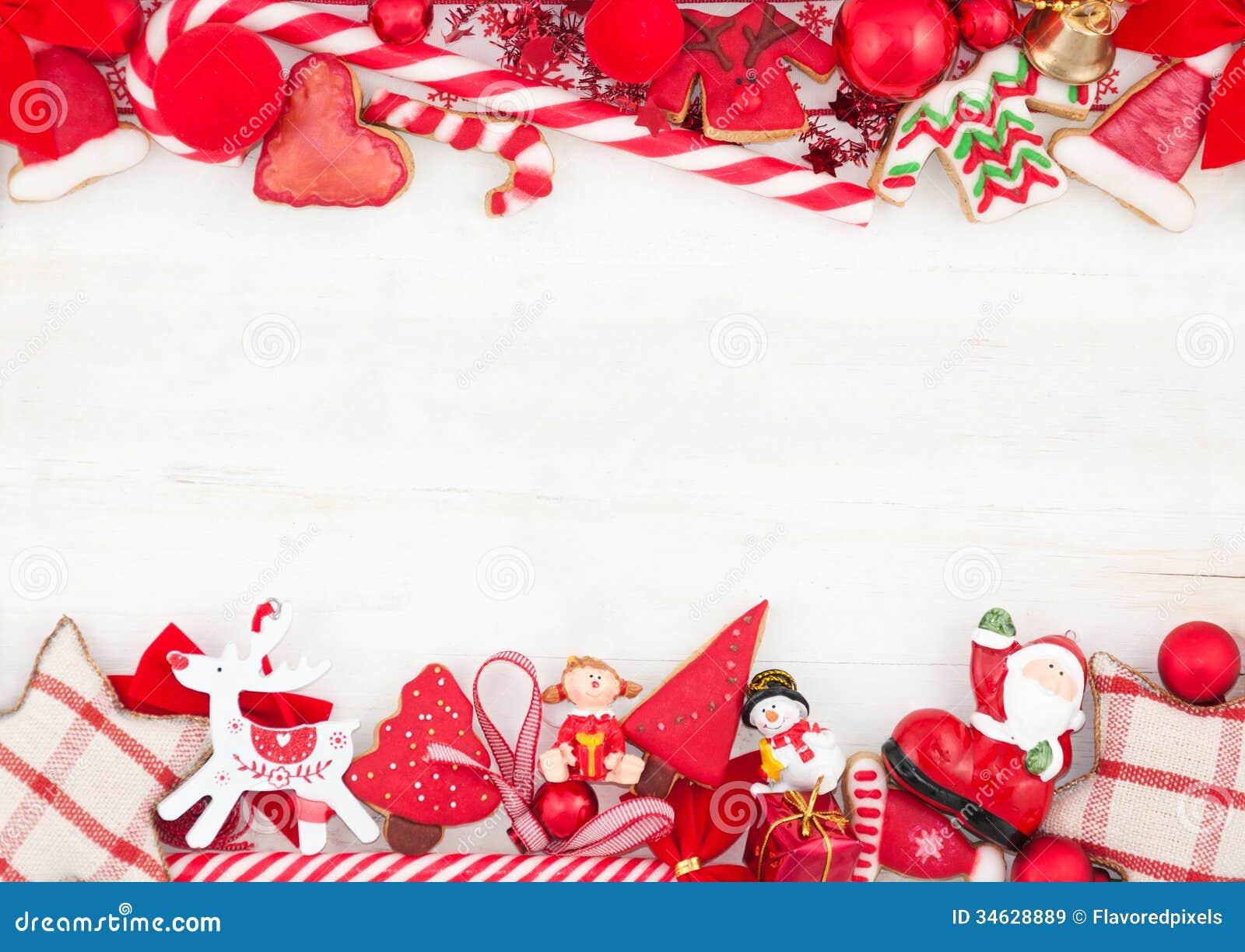 tarjeta temtica de la navidad o del ao nuevo con las imgenes de archivo libres