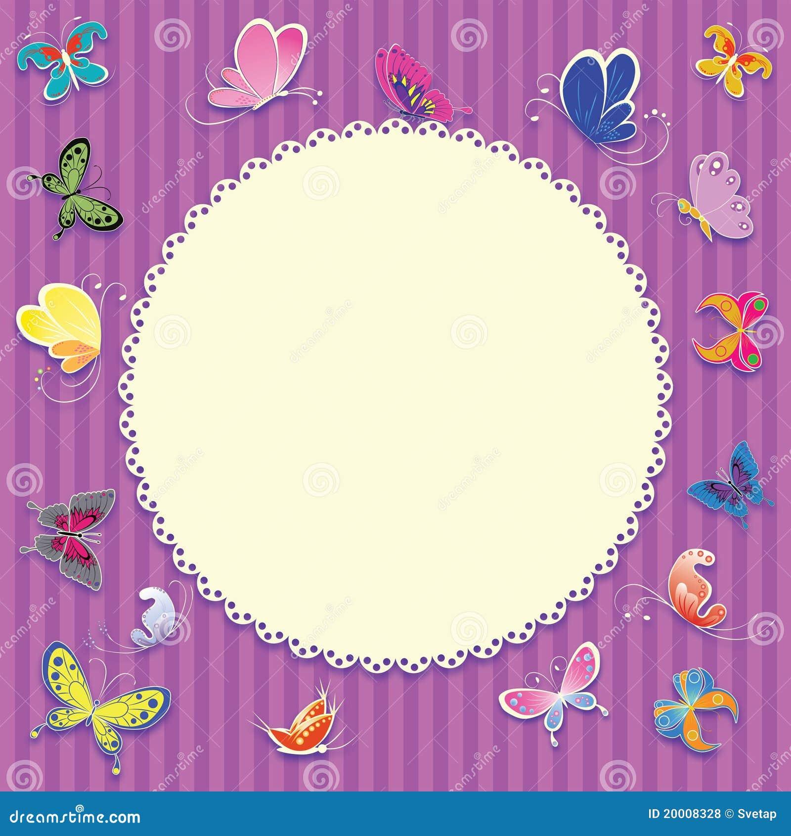 Tarjeta Unisex Para El Bebe Stock De Ilustracion Ilustracion De