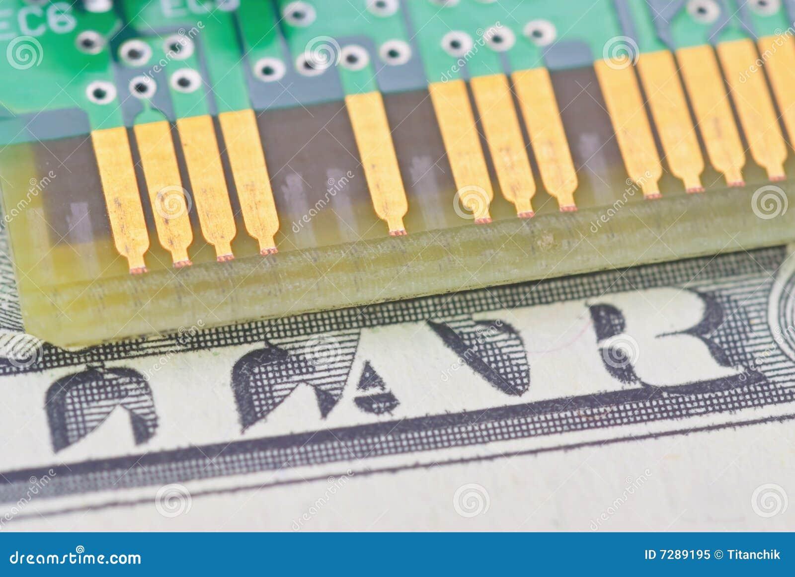 Tarjetas de circuitos - componente eléctrico
