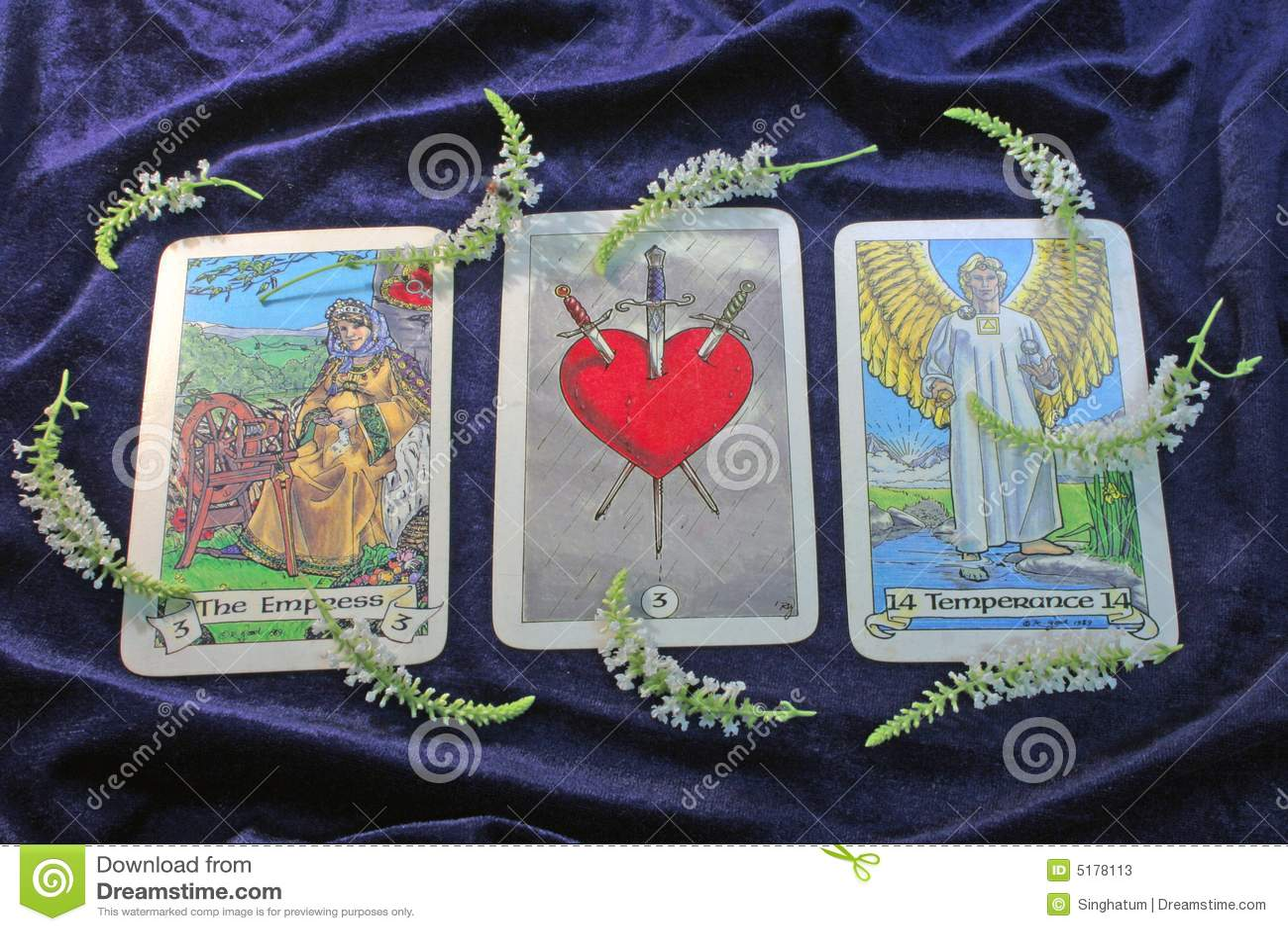 Tarjetas de Tarot