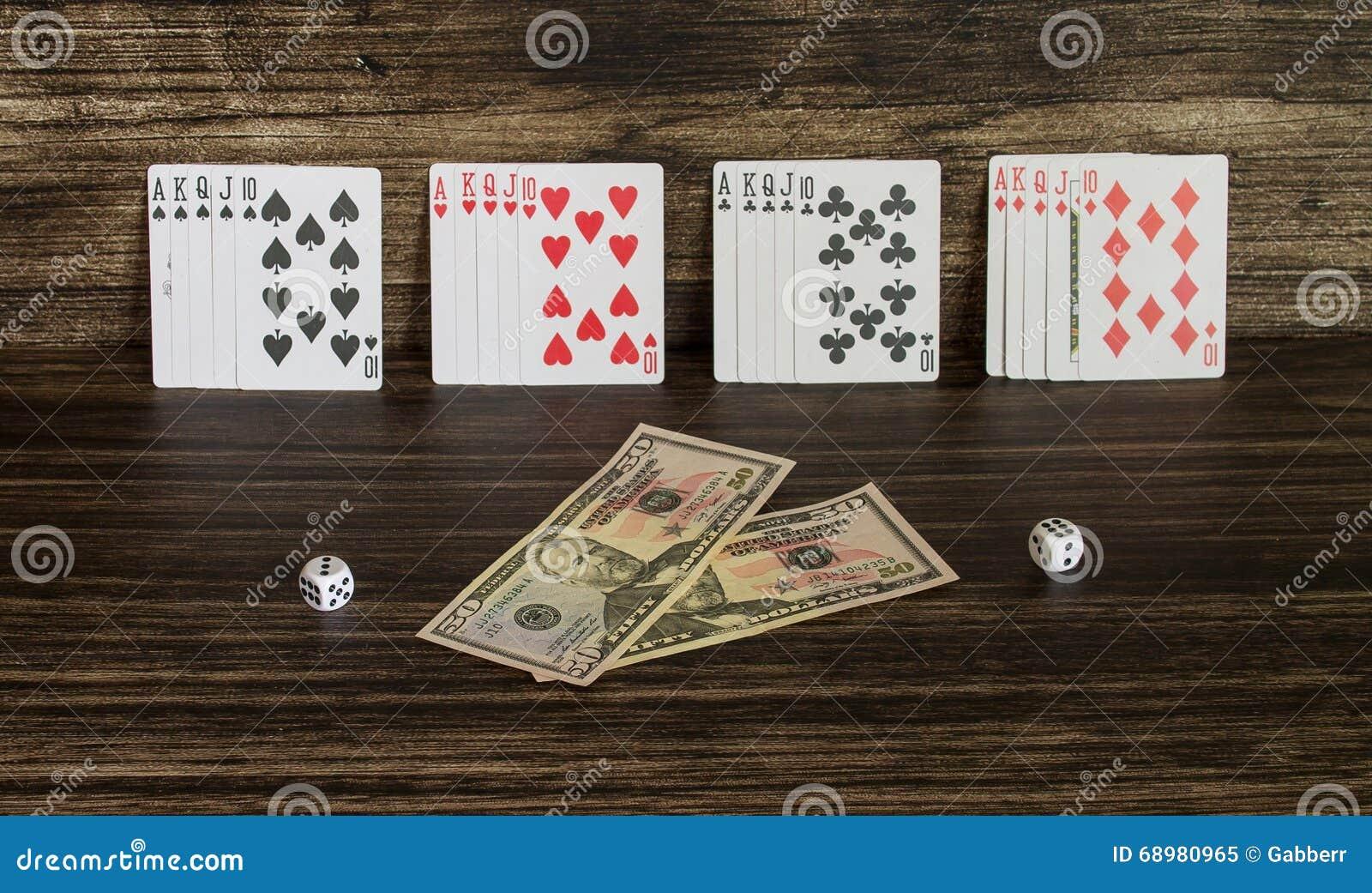 Tarjetas y dinero