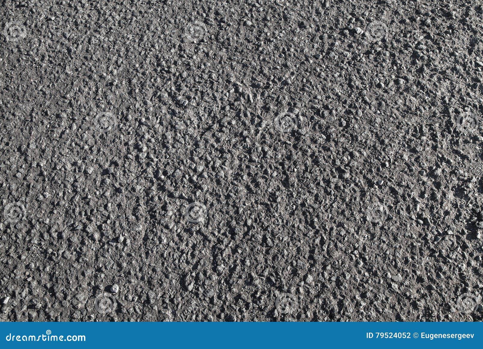 Tarmac Struttura scura della pavimentazione di strada
